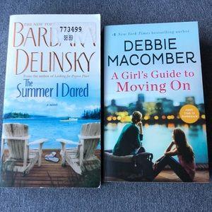 The Summer I Dared & A Girl's Guide to Moving On